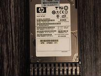 Жесткий диск HP 146GB для сервера