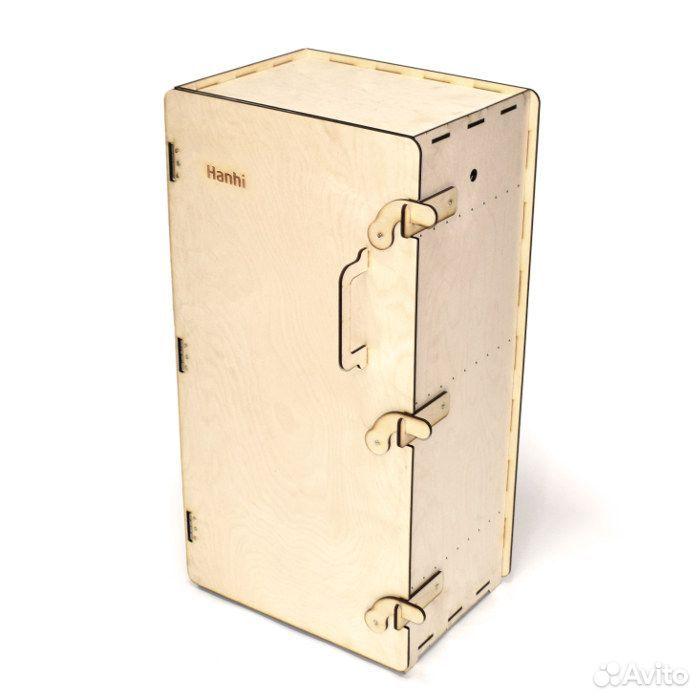Деревянный коптильный шкаф Hanhi  89271831188 купить 1