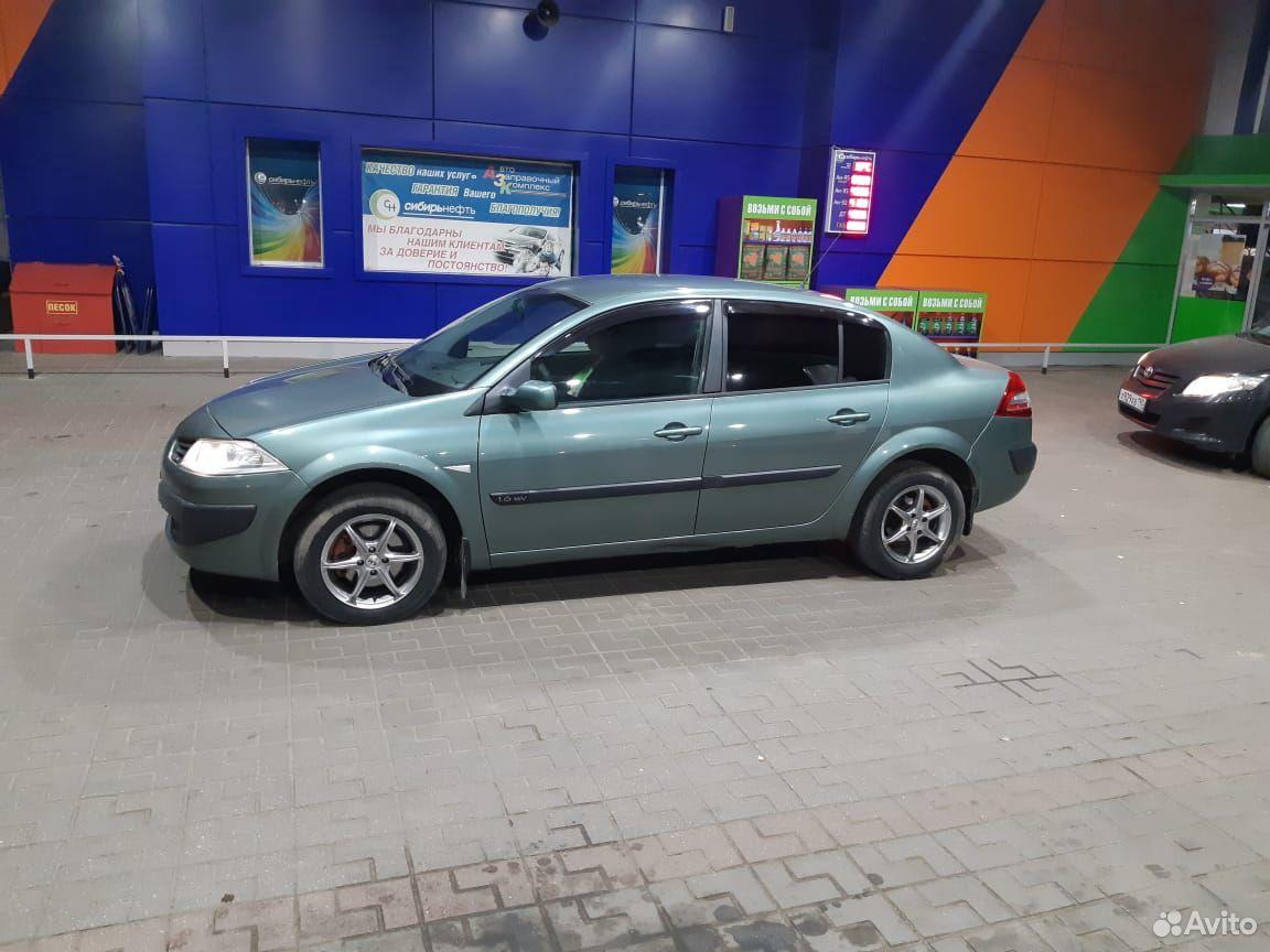 Renault Megane, 2006  89853680671 купить 4