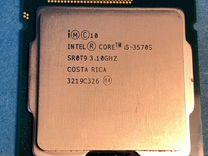 Процесоры Intel i5-3550S, 3450S, 2120T, 2100 и т.д