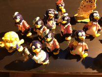 Киндеры 90-х. Крокодильчик, пингвины, бегемоты