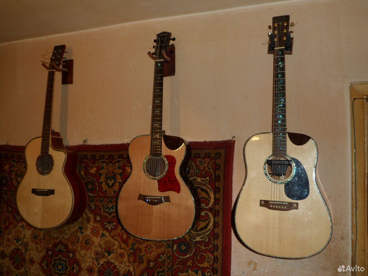 Мастеровые электроакустические гитары  89506518872 купить 2