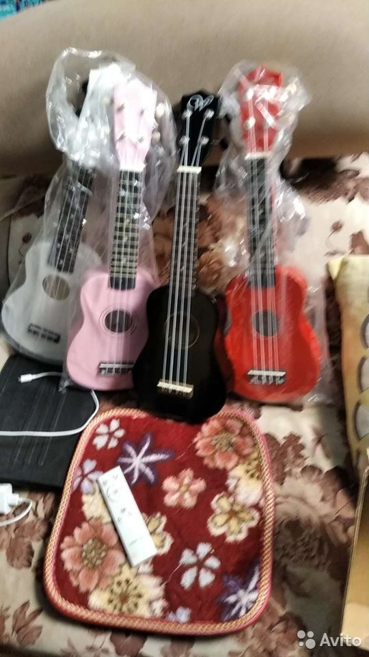 Оригинальная гавайская гитара укулеле