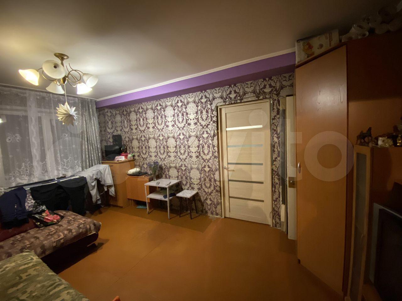 3-к квартира, 54.9 м², 6/9 эт. 89831698037 купить 1