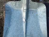 Полотно совковой лопаты