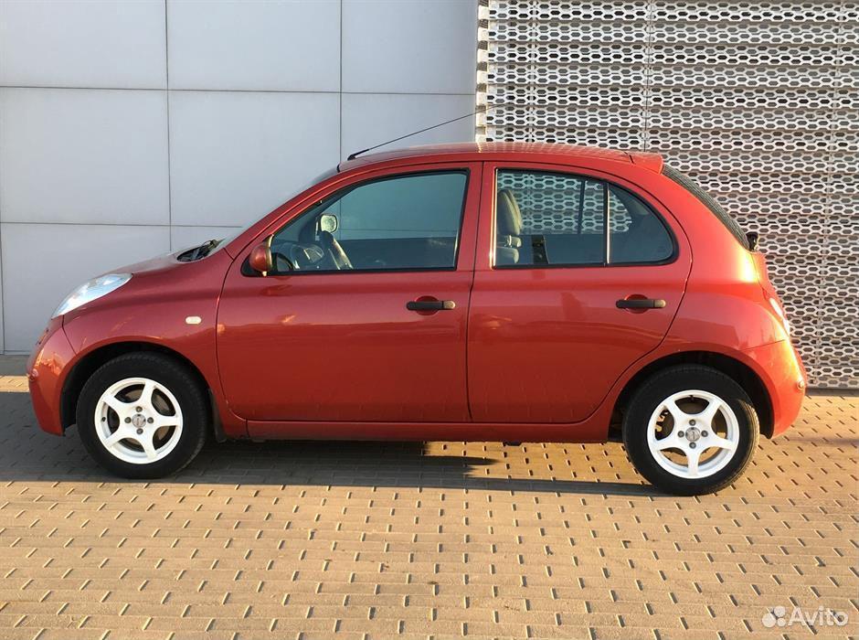 Nissan Micra, 2006  88633330423 купить 8
