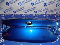Rio 4 Киа рио 17- крышка багажника Б/У