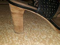 Туфли из натуральной кожи ecco