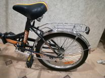 Велосипед stells