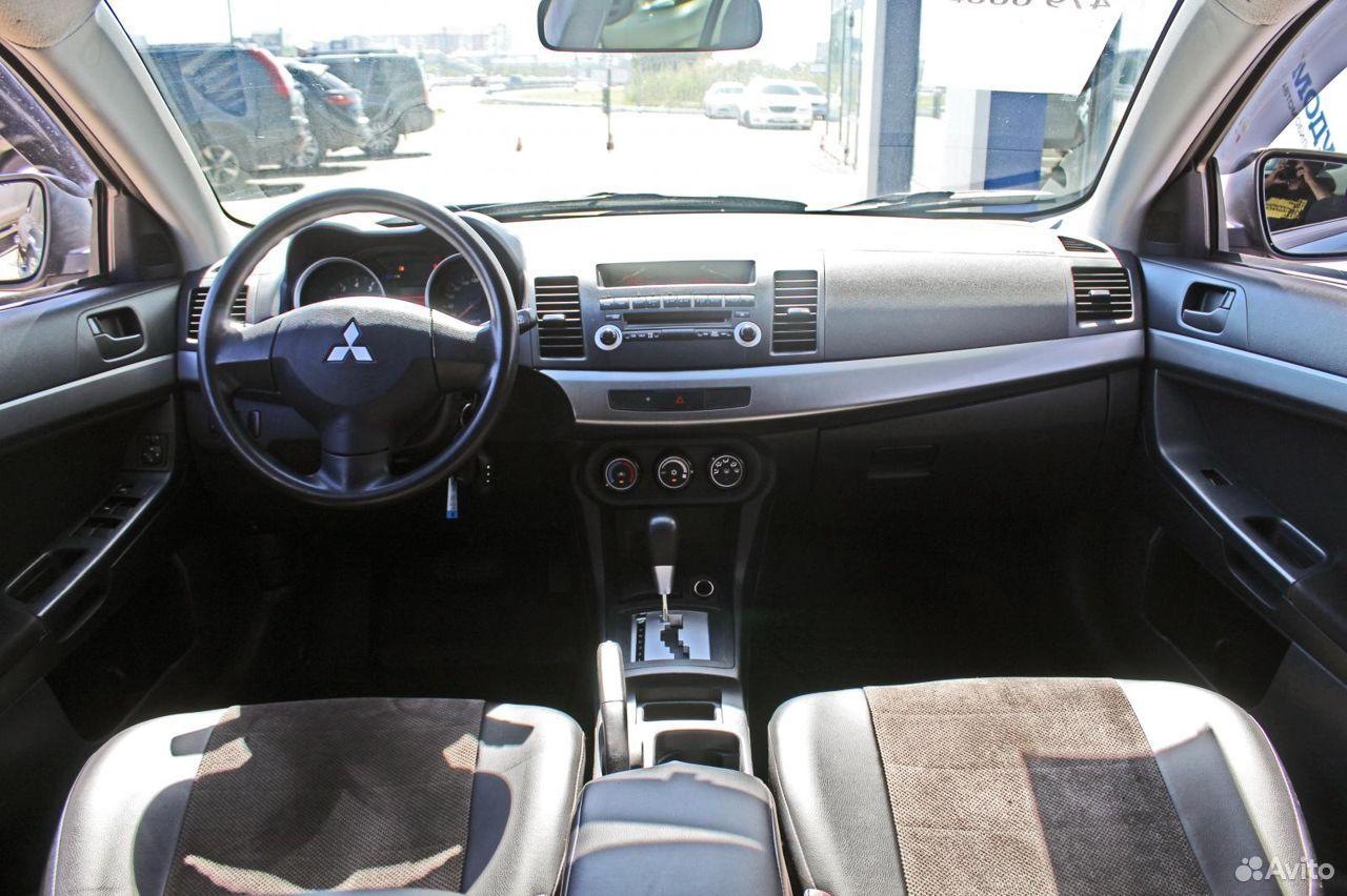 Mitsubishi Lancer, 2011  89343410233 купить 8