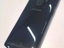 SAMSUNG Galaxy S 9 black 64gb на гарантии рст