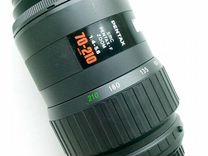 Объектив Pentax F 70-210 4-5.6