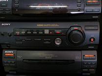 Музыкальный центр Sony LBT-XB6