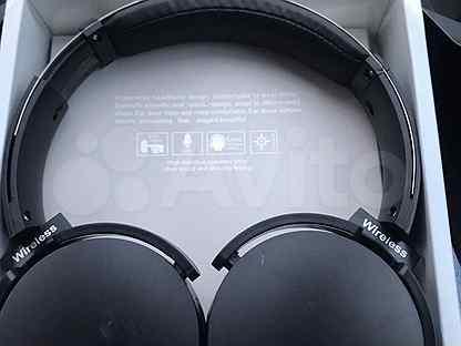 Наушники беспроводные Sony и JBL