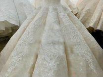 Свадебное платье Кекс -трубы А2092, XS