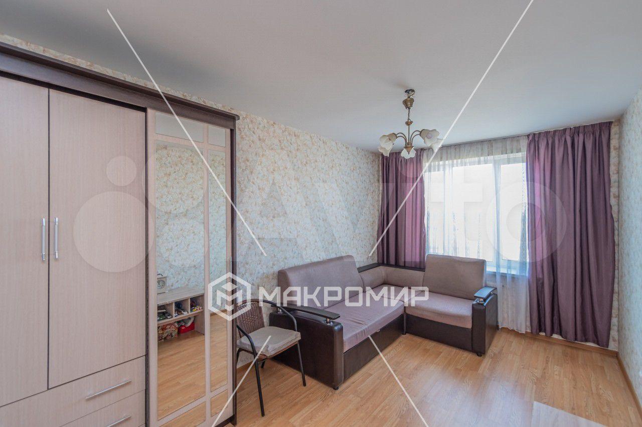 1-к квартира, 40.3 м², 12/12 эт.  89584143343 купить 3