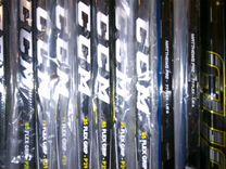 Хоккейные клюшки ccm,warrior,bauer