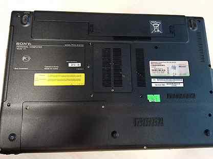 Sony PCG-61611V